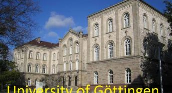MPS Ph D Positions for International Students at University of Göttingen in Germany, 2018