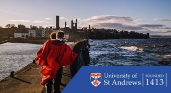 Douglas and Gordon Bonnyman PhD Scholarships for International Students in UK, 2018