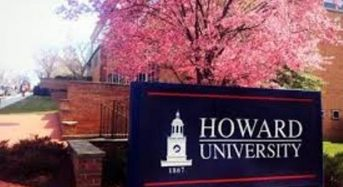 Frederick Douglass Doctoral Scholars Fellowship Program at Howard University in USA, 2018