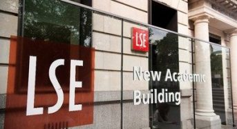 LSE Xiaosong Zeng & Charles Goodhart Master Scholarship for Chinese Students in UK, 2018
