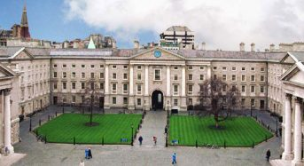 PhD Scholarship in Catholic Theology at Trinity College Dublin in Ireland, 2018
