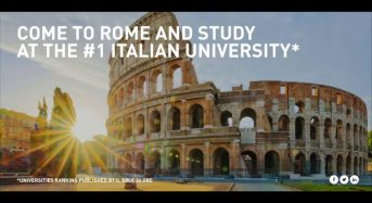 Fully Funded Rome Masters Scholarship in Economics (RoME) at LUISS University in Italy, 2018