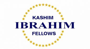 Kaduna State Government Kashim Ibrahim Yearlong Fellowships for Nigerians, 2018