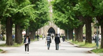Kobayashi Fund Scholarships for International Students at University of Tokyo in Japan, 2018