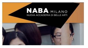 NABA Master of Arts in Fashion and Textile Design Competition for International Students in Italy, 2018