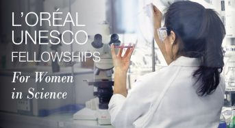 2018 Dutch L'Or éal-UNESCO Research Fellowship for Women in Science, Netherlands