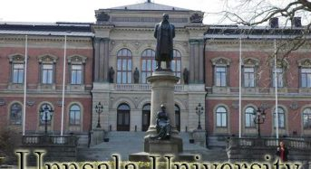2018 PhD Student Visiting Scholarships at IRES, Uppsala University