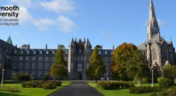 60 Taught Master Scholarships at Maynooth University in Ireland, 2018