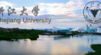 Zhejiang University Scholarship—Two-High Doctoral Program for Foreign Students in China, 2018