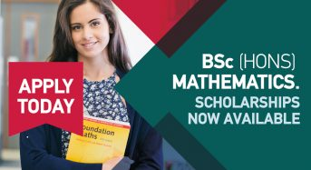 10 Scholarships for BSc (Hons) Mathematics Degree at British University of Cyprus, 2018