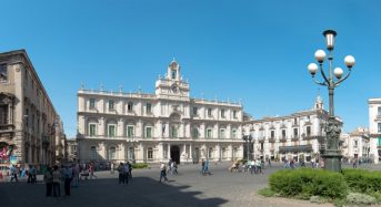 40 Study Grants for International Students at University of Catania in Spain, 2018-2019