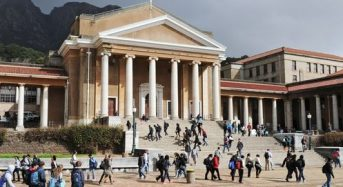 UCT Postdoctoral Research Fellowship for International Students in South Africa, 2019