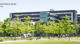 CBS PhD Scholarship in Professional and Corporate Networks in Denmark, 2018