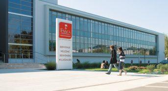 ESSCA School of Management MSc Scholarship in International Entrepreneurship, 2018