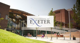 Exeter MBA Dean's Award for International Students in UK, 2018
