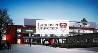 Fully Funded Leverhulme PhD Studentship at Lancaster University in UK, 2018