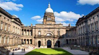 George David Family Scholarships at University of Edinburgh in UK, 2018