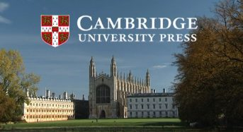 PhD Studentship for EU Students at University of Cambridge in UK, 2018