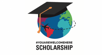 #YouAreWelcomeHere Undergraduate Scholarship for International Students in USA, 2019