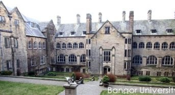 College of Arts & Humanities Fee Waiver Scheme at Bangor University in UK, 2018-2019