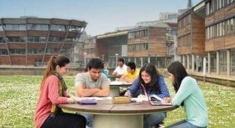 India Undergraduate High Achiever Prize at University of Nottingham in UK, 2018