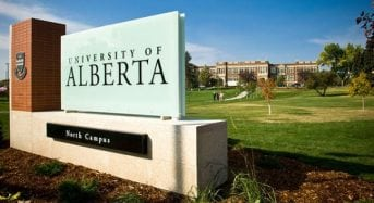 International Undergraduate Student Bursary at University of Alberta in Canada, 2018