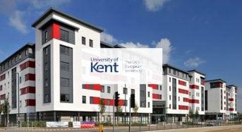SECL Bodossaki Foundation Athens Scholarships at University of Kent in UK, 2018