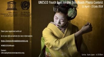 UNESCO Youth Eyes on the Silk Roads Photo Contest for Young People, 2018