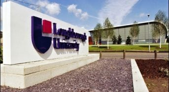 100% Tuition Fees Loughborough PhD Scholarships for UK/EU Students in UK, 2018