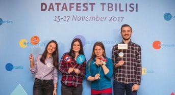 Apply for Travel Grant for Data Fest Tbilisi 2018!