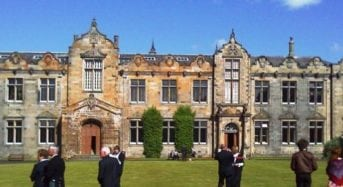 CSTPV Visiting Scholarship Programme for International Students at University of St Andrews in UK, 2018