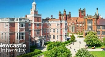 David Goldman PhD International Scholarship at Newcastle University in UK, 2018-2019