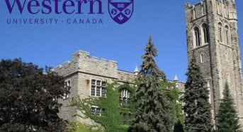 Department of Medicine Postdoctoral Fellowship at Western University in Canada, 2018