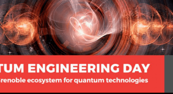 Grenoble Quantum Engineering Doctoral Scholarships in France, 2019