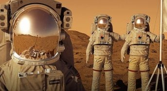 Project Mars Competition for International Students by NASA, 2019