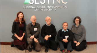 SESYNC Socio-EnvironmentalImmersion Postdoctoral Fellowship Program in USA, 2019