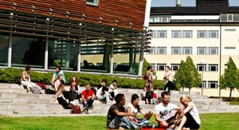University of Gävle Study MBA Scholarship for International Students in Sweden, 2018