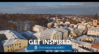 Dora Plus Grant for Visiting Doctoral Students at University of Tartu in Estonia, 2019