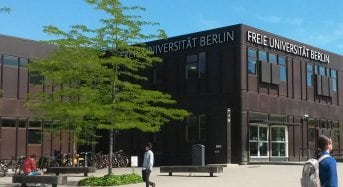 Free University of Berlin-ChinaScholarship Council FUB-CSC PhD Scholarship Program in Germany, 2019