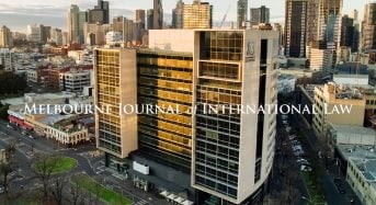 Indian Equality Law PhD Scholarship for International Students at Melbourne Law School, 2019