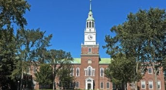 Neukom Postdoctoral Fellowship for International Students at Dartmouth College in USA, 2019