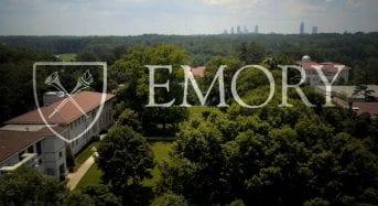 2019 Robert T Jones Memorial Trust Graduate Scholarship at Emory University in Atlanta, USA