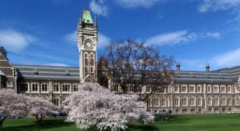 2019 University of Otago Alan Musgrave Scholarship in Philosophy, New Zealand