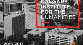 Annual Research Fellowship Competition at Calgary Institute for the Humanities in Canada, 2019-2020