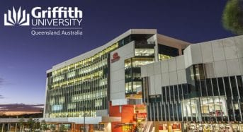 ABC John Bean ACS Memorial Scholarship for Cinematography at Griffith University in Australia, 2019