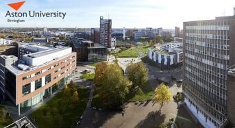 Ferguson MSc Scholarships for Africa and South America at Aston University in UK, 2019-2020