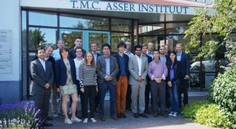 Scholarships for Artificial Intelligence and International Law Winter Academy in Netherlands, 2019