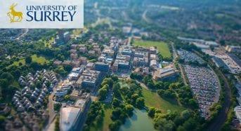 Surrey International MSc Scholarship for Psychology in UK, 2019