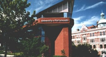 The University of Portsmouth Masters Scholarships in UK, 2019
