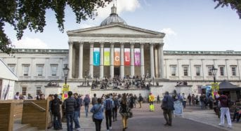 UCL Wolfson Postgraduate Research Scholarship for UK/EU Students in UK, 2019/20